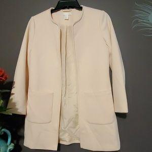 H&M Long Blazer. Sz. 10. NWOT